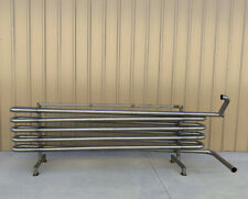 New listing Crepaco 3� Stainless Holding Tube #2