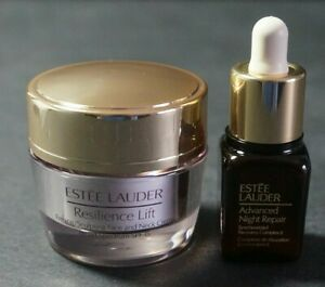 Estee Lauder Resilience Lift Firming Face Neck Cream Advanced Night Repair Lot