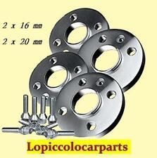 KIT 4 DISTANZIALI RUOTA FIAT 500 07> 4X98  C.58.1 SPESSORE 16mm+20mm CON BULLONI