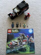 LEGO Monster Fighters - Rare - Vampire Hearse 9464 - Complete w/ Instructions