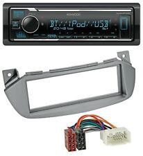 Kenwood AUX USB Bluetooth MP3 Autoradio für Nissan Pixo UA0 09-13 Suzuki Alto GF