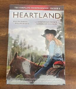 Heartland: Season Four (DVD, 2011) BRAND NEW - FREE SHIPPING
