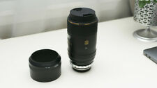 Sigma 105mm f/2.8 HSM EX DG OS AF Lens for Nikon with Micro Four Thirds Adapter!