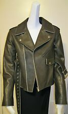 CELINE Leather jacket, NEW without tag, Size 40,