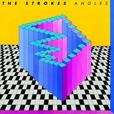 Angles [LP] by The Strokes (Vinyl, Mar-2011, RCA)