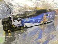 ** Herpa 150620 Scania R TL Box Semitrailer Christmas 2004 Exclusive Series 1:87
