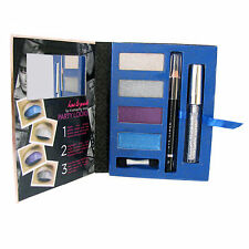 Eye Shadow Liner Set Amelia Knight Beauty Shimmer Glitter Kit Travel Gift 7pcs