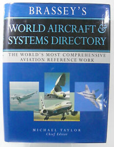 Brassey's ~ World Aircraft and Systems Directory 1996/97 ~ FREE POSTAGE