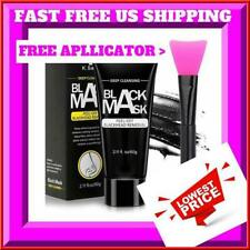 Peel Off Black Mask Blackhead Remove Activated Charcoal for All Skin Types 2 oz