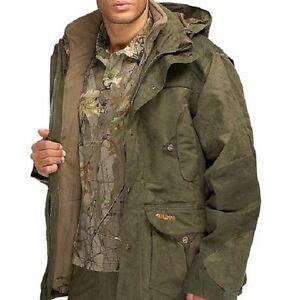 Hillman Norther Jacket hunting stalking green shooting fishing