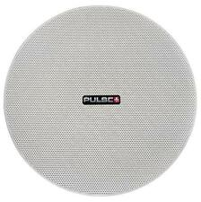 """Pulse Plus PLS00554 5"""" 100v Line Ceiling Speaker With Low Profile Magnetic Grill"""