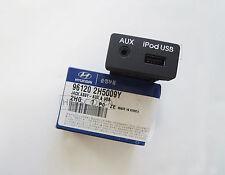 2006-2010 HYUNDAI ELANTRA / AVANTE Genuine OEM AUX iPod USB Connector