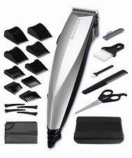 Remington 22 Piece Corded Haircut Kit Hair Cut Trimmer Clipper Groomer Barber