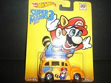 Hot Wheels School Busted Super Mario Bros 3 CFP34-956F 1/64