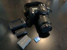 Nikon D50 6.1Mp Digital Slr Camera With Af-S Dx Ed G 18-55Mm Nikon Lens