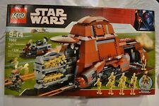 LEGO Star Wars Trade Federation MTT 7662 2007 RETIRED NISB - *20* Battle Droids