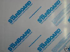 King Starboard 14 X 27 X 48 Black Hdpe Marine Board Polymer 24 54 12