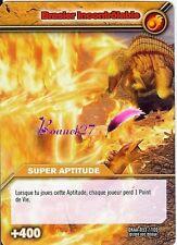 Carte DINOSAUR KING Attaque Alpha BRASIER INCONTROLABLE DKAA 053/100