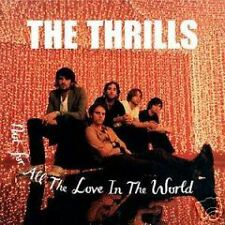 The Thrills Not for w/UNRELEASE TRK UK CD single SEALED