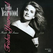 Trisha Yearwood // HEARTS IN ARMOR // MCA (1992 CD)