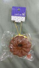 Cafe De N Cruller Doughnut Squishy