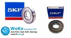 Bearing 6301 2Z 6301zz 6301Z 6301z 6301-2Z dimension 12x37x12 fast shipping SKF