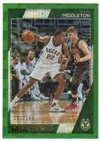 2016-17 Panini NBA Hoops Green Parallel /149 #8 Khris Middleton Bucks