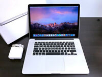 "APPLE MacBook Pro 15"" Retina / 512GB SSD / QUAD Core i7 / 16GB RAM / Warranty!"