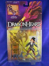 "Dragon Heart 1995 ""Kara w/Axe Chopping Cart""– Kenner – Action Figure - MINMP"