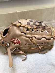 "Rawlings XFG120BFS 11"" Youth Adult Baseball Softball Glove Right Hand Throw"
