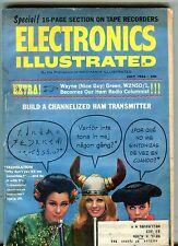 Electronics Illustrated Magazine July 1966 Ham Transmitter VG 091416jhe