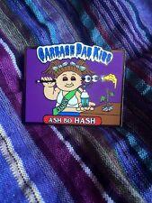 Ash Bo Hash Garbage Dab Kids Series II hatpin+sticker Phatpins X Orfinart
