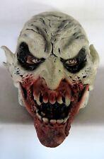 Heinous Devil Nosferatu Horror Vinyl Rubber Mask