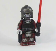 Custom Darth Bane from Rebels minifigures star wars yoda on lego bricks