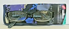 $25 Magnivision by Foster Grant +2.75 Reading Glasses with soft case Posh