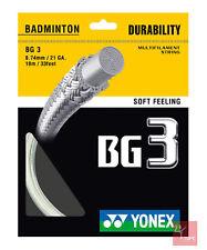Yonex BG3 badminton String (nuovo nell' intervallo Yonex)