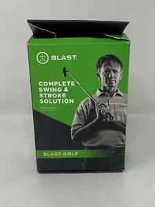 Blast Motion, Golf Swing Analyzer