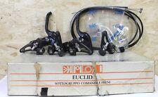 CAMPAGNOLO EUCLID 1991 MTB SET COMANDI E FRENI N.O.S.