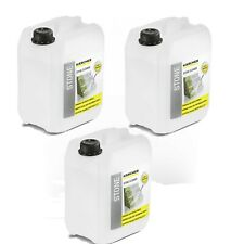 Karcher Garden Pressure Washer 3-in-1 Stone Patio Cleaner Liquid 62953590 X3- 5L