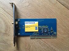 Netgear 54 Mbps Adattatore PCI Wireless WG311v3 2.4 GHz 802.11b/g