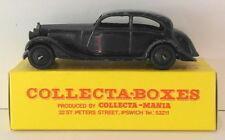 Vintage Dinky 30B - Rolls Royce - Dark Blue In Collecta Box