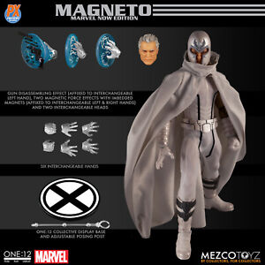 Mezco ONE-12 COLLECTIVE MARVEL PX MAGNETO MARVEL NOW EDITION new