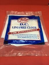 "Fuller Brush - D.C. Lint-Free Cloth For Electronics - 2 Clothes 14""x14"""