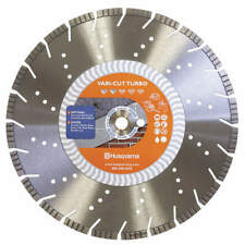 Diamond Saw Blade,Blade Dia. 14 in. Vari-Cut Turbo 14