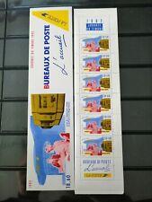 1992 1x  Bloc Carnet de France Journée du timbre N° YT 2744A BC2744A Neuf
