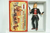 "Comansi of The Wild West Hand Painted 7"" ToyFigure Wild Bill Hickok"