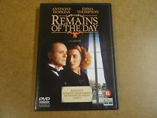 DVD / REMAINS OF THE DAY ( ANTHONY HOPKINS, EMMA THOMPSON )
