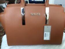 !KENNETH  COLE REACTION SATCHEL Material PVS  EARTH  MD Handbag NWT