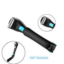 Électrique Tondeuse Rasoir Dos Corps Cheveux Rasage Poils Toilettage Pliante