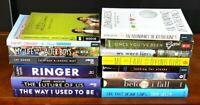 HUGE Lot 15 HBPB Best Selling Teen/Young Adult Novels John Green Asher YA B13
